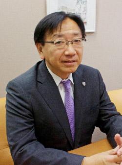 代表弁護士 松澤建司